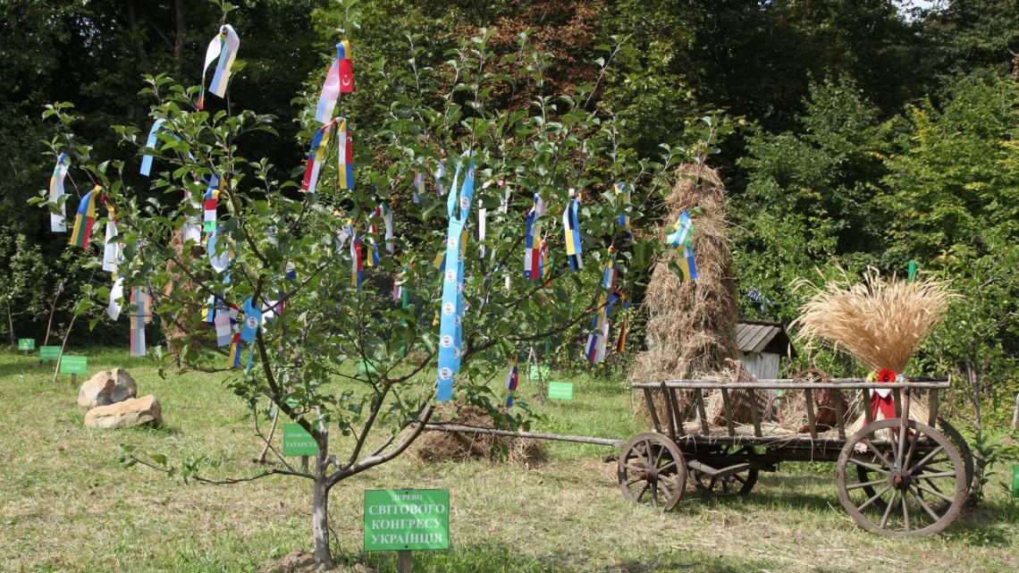 Сад Світового Українства