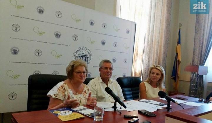 Прес-конференція з нагоди святкування 50-ї річниці діяльності Світового конгресу українців