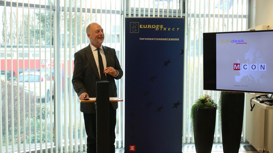 Розповідь про Eurodesk