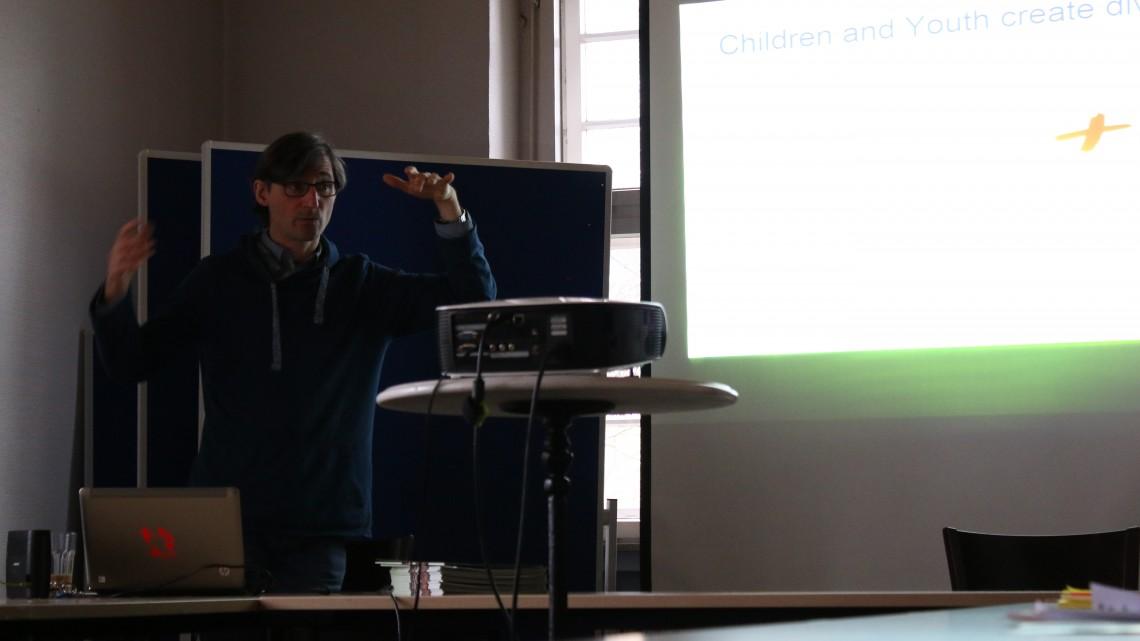 презентація роботи над культурною інтеграцією