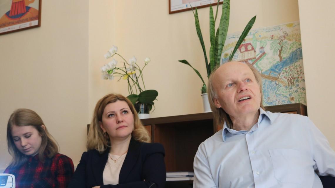 Вікторія Гойсан, Оксана П'ятковська та Ігор Марков