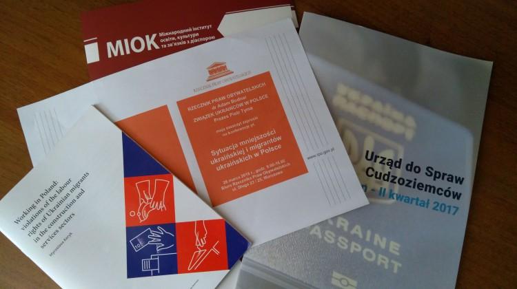 Матеріали конференції «Ситуація української меншини та українських мігрантів у Польщі»