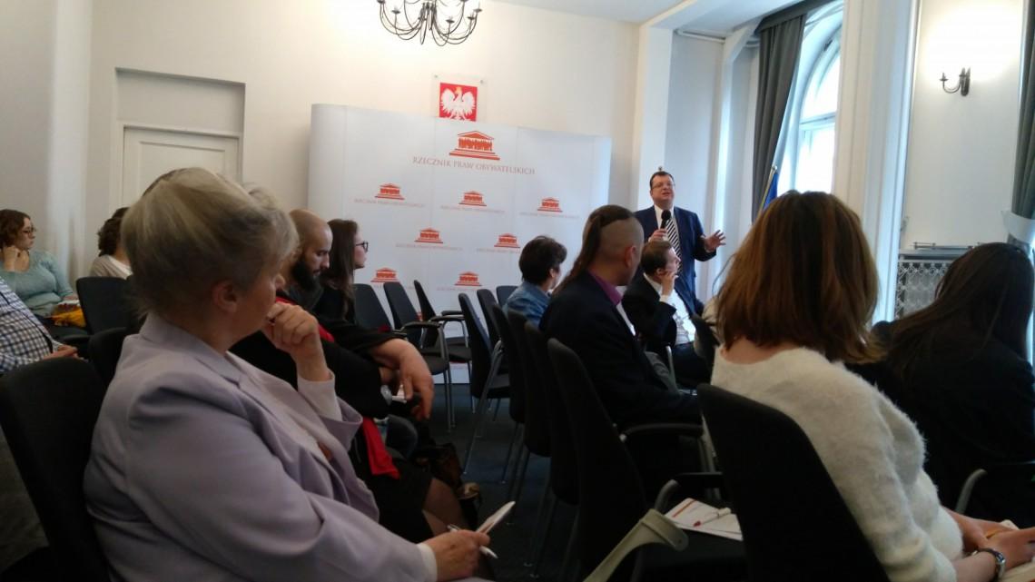 дискусія на Конференції «Ситуація української меншини та українських мігрантів у Польщі»