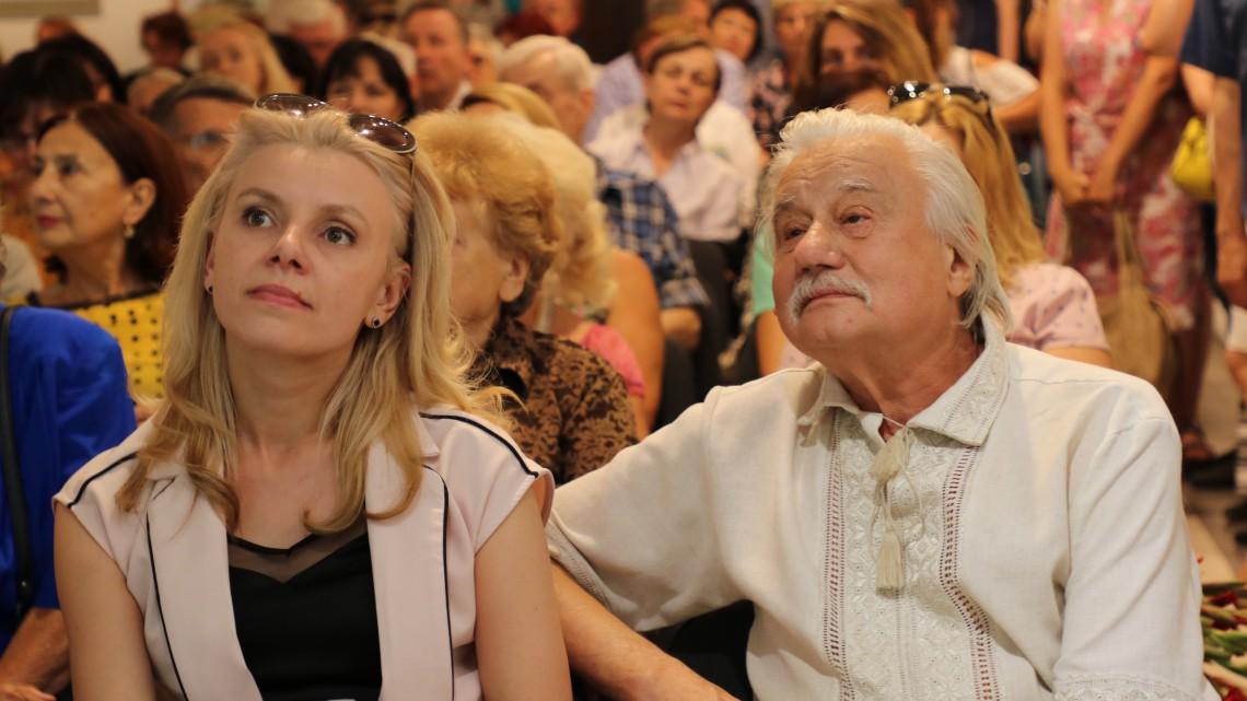 Ігор Калинець і Мирослава Туркало