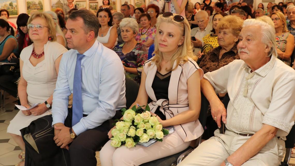 Ігор Калинець, Мирослава Туркало, Олег Синютка, Ірина Ключковська