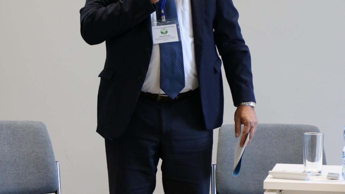 Корж Роман Орестович — проректор з науково-педагогічної роботи Національного університету «Львівська політехніка»