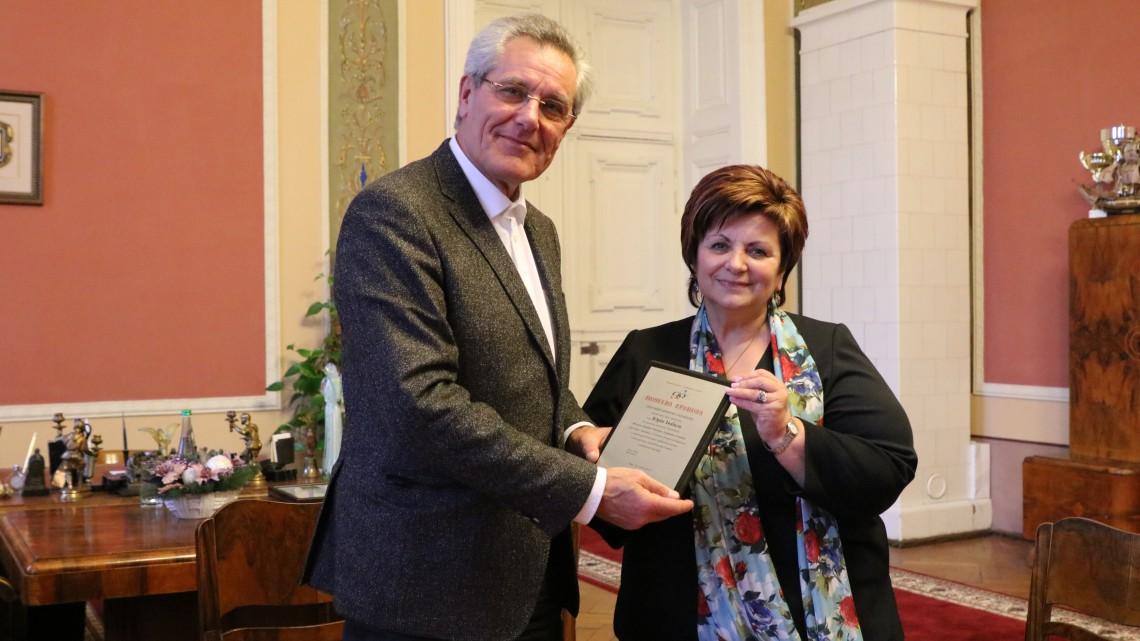 Анна Кісіль та Юрій Бобало