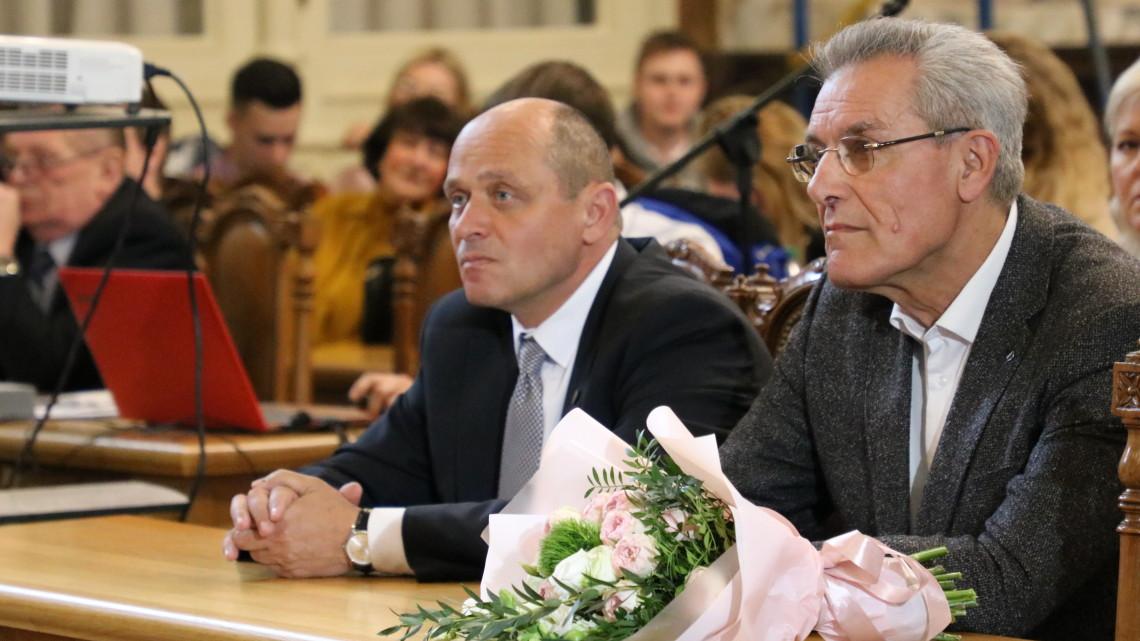Роман Корж та Юрій Бобало
