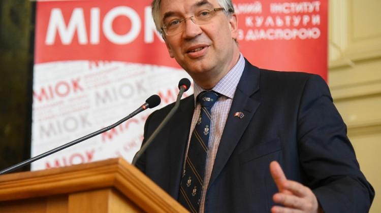 Роман Ващук, Надзвичайний і Повноважний Посол Канади в Україні на заході МІОКу