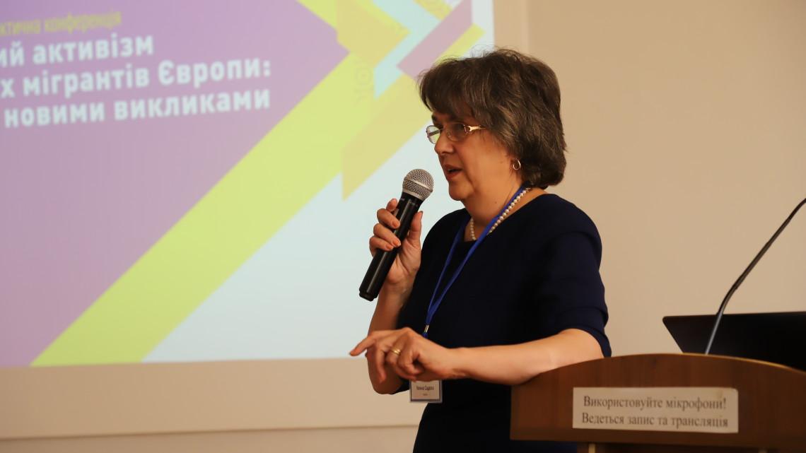 Уляна Садова