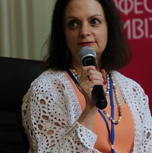 Оксана Винницька Юсипович