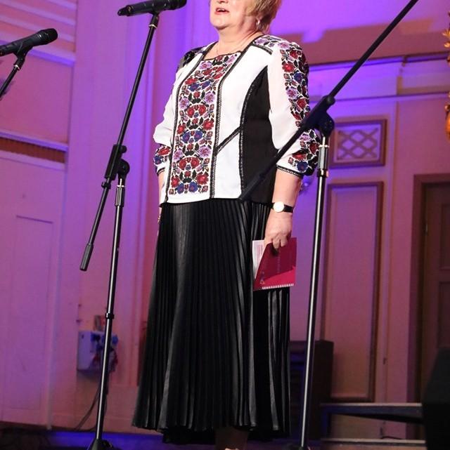 Ірина Ключковська у Філармонії