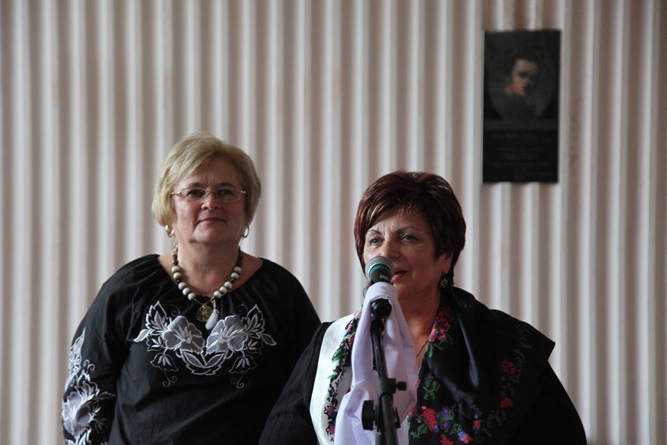 Ірина Ключковська та Анна Кісіль