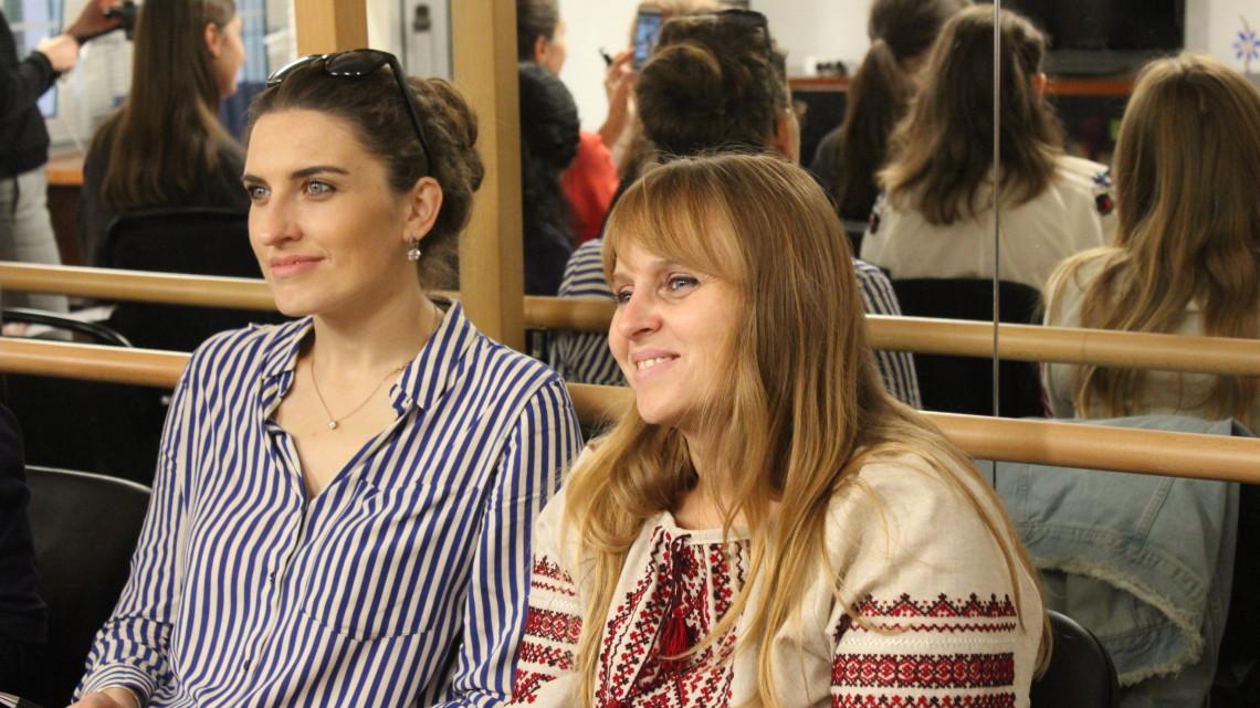 учасниці Семінару-тренінгу викладачів української мови у Туреччині