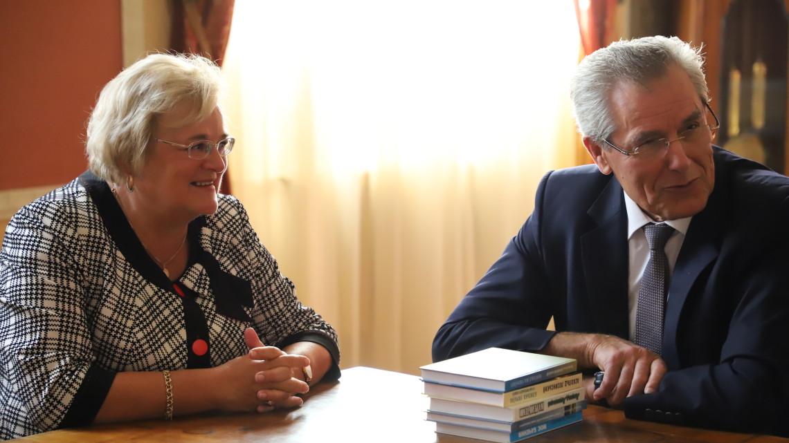 Зустріч у кабінеті Юрія Бобала