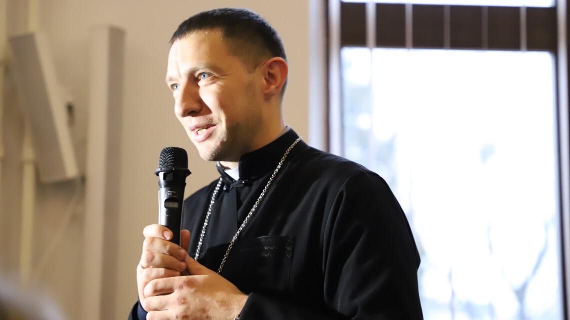 Отець – капелан Політехніки