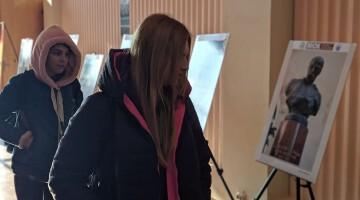 виставка до дня народження Шевченка