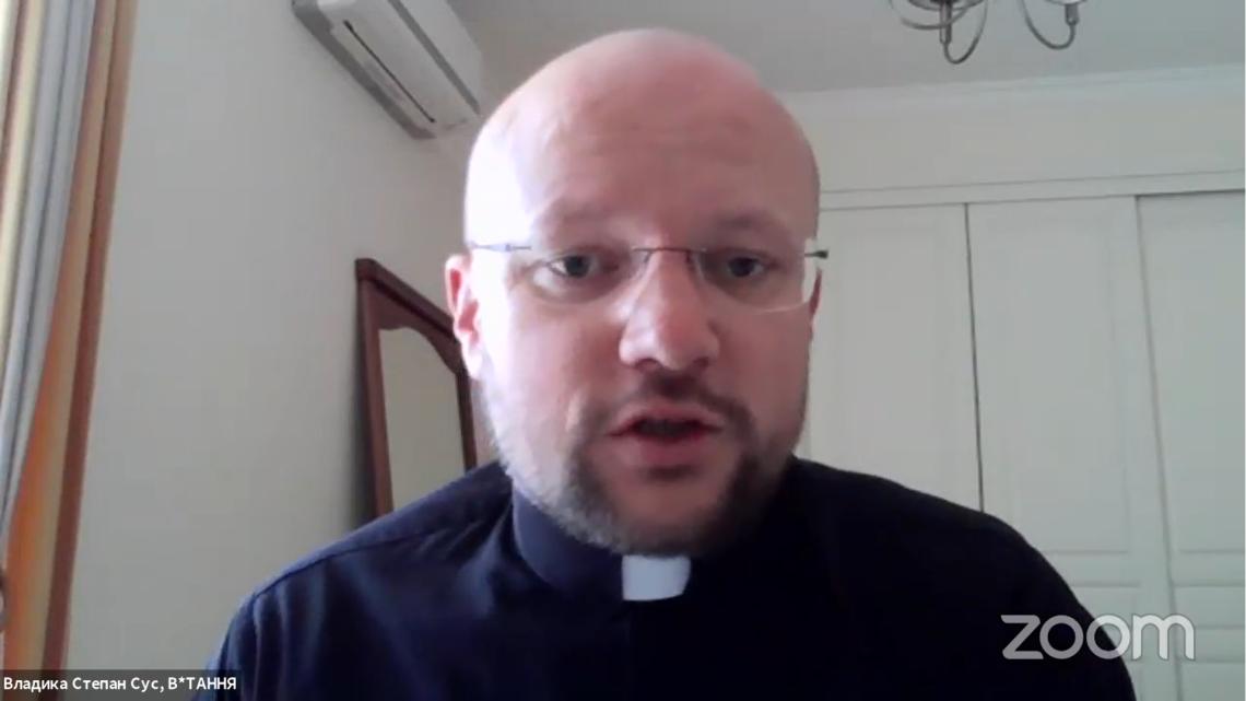 Єпископ Степан Сус