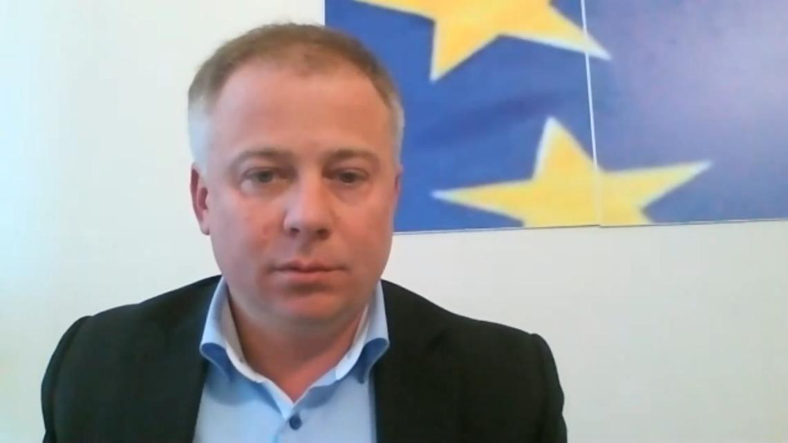 Роман Шепеляк, керівник департаменту міжнародної технічної допомоги та міжнародного співробітництва Львівської ОДА