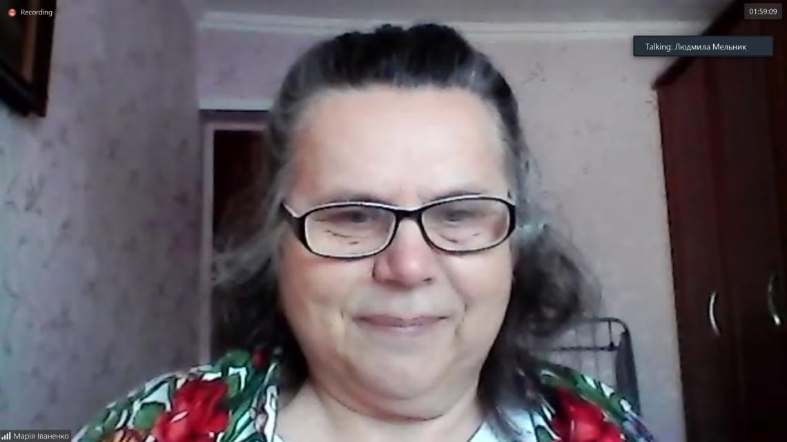 28. Марія Іваненко