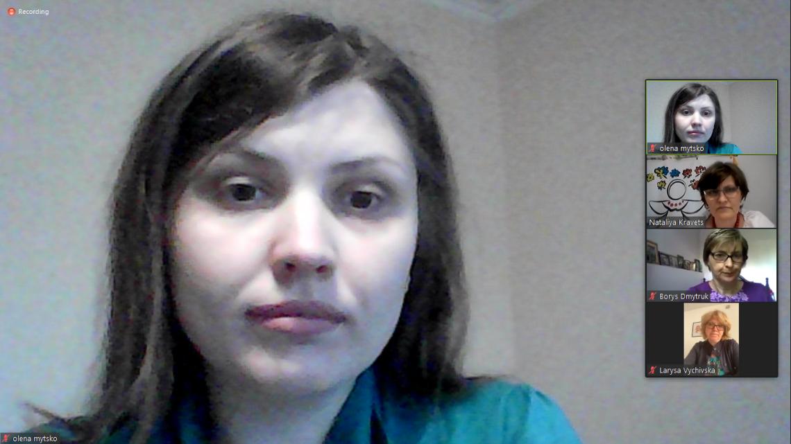 Олена Мицько