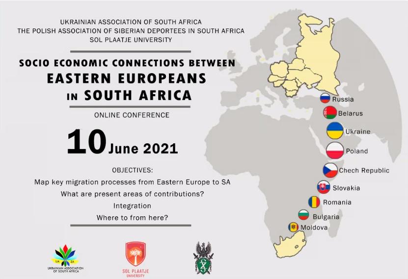 конференція Socio-Economic Connections between Eastern Europeans in South Africa