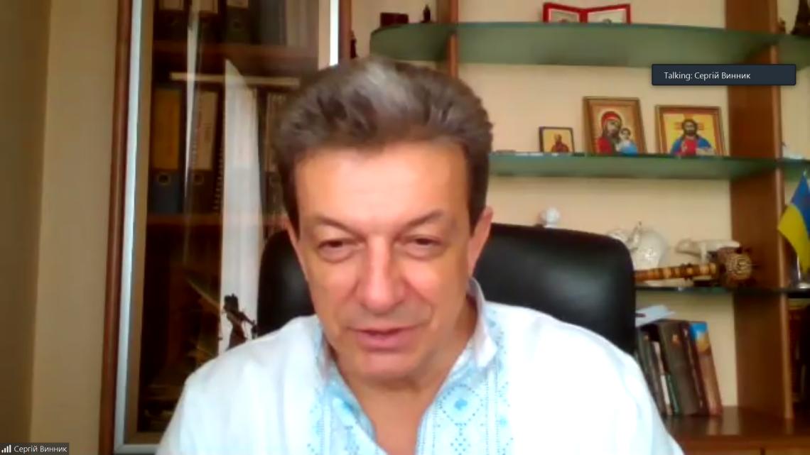 Сергій Винник