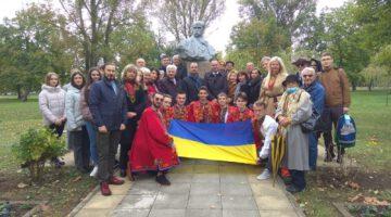 Учасники святкування 120-ліття переселення українців до Хорватії